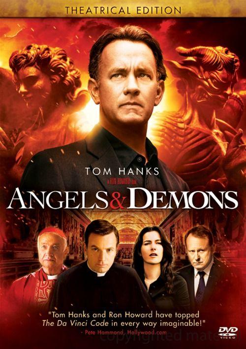 Ангели и демони (DVD) - 1