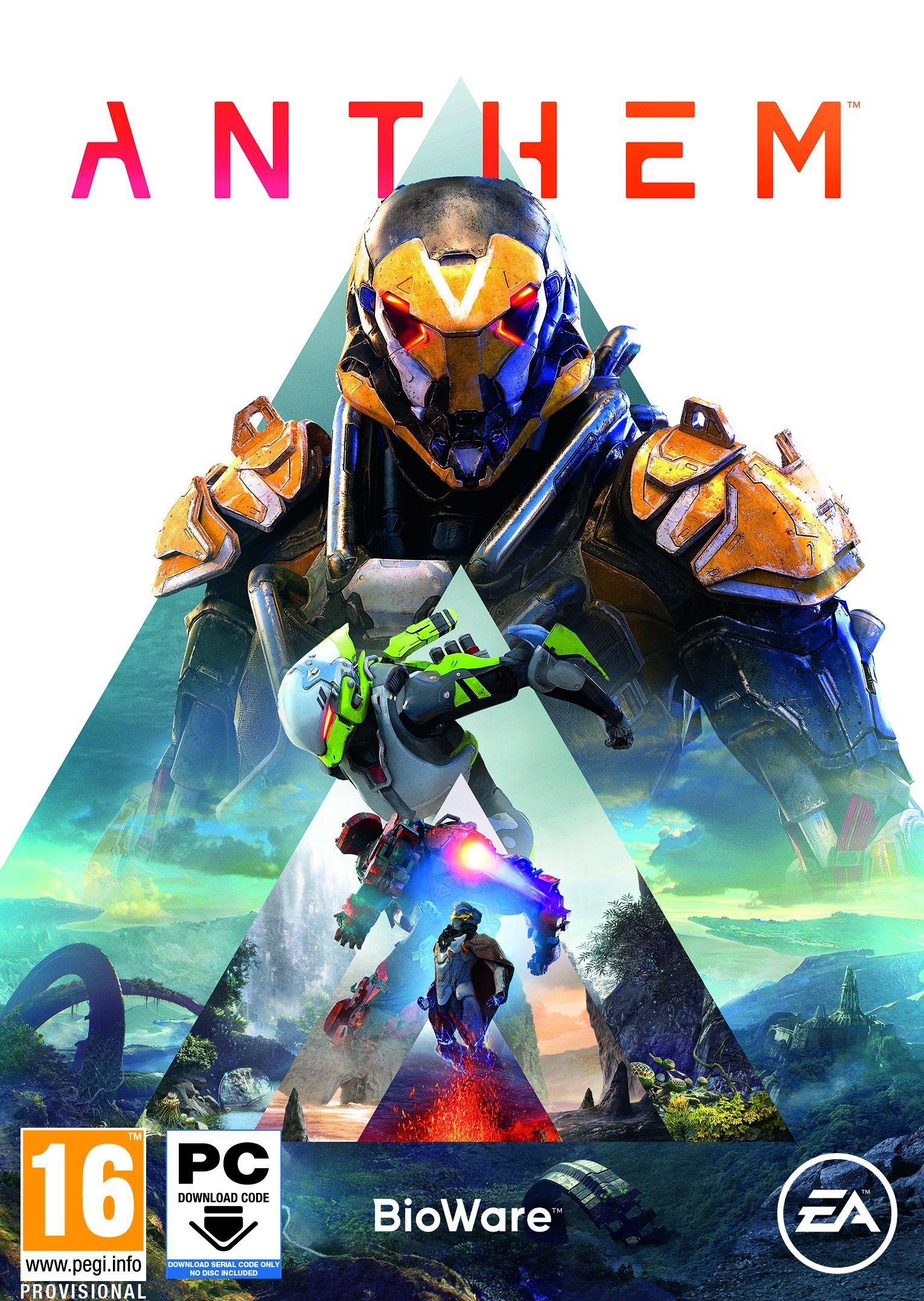 Anthem + Pre-order бонус (PC) - 1