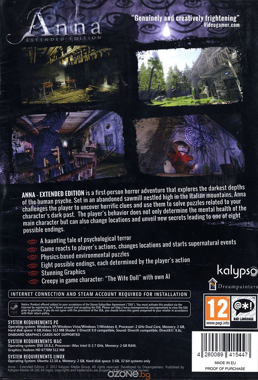 Anna: Extended Edition (PC) - 3
