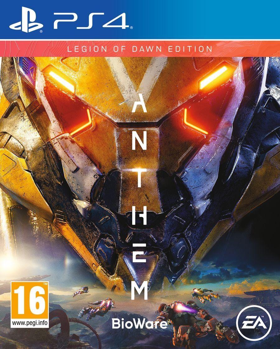 Anthem Legion of Dawn Edition (PS4) - 1