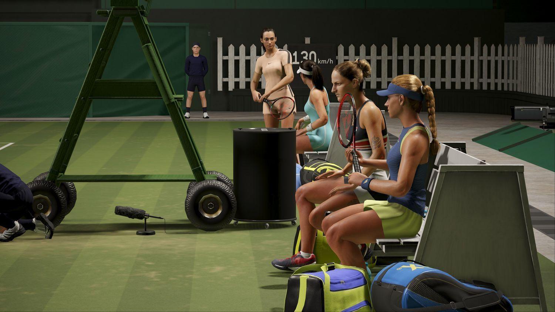 AO International Tennis (PS4) - 7