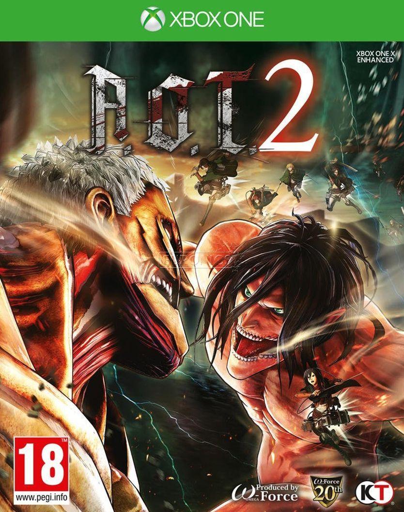 Attack on Titan 2 (Xbox One) - 1