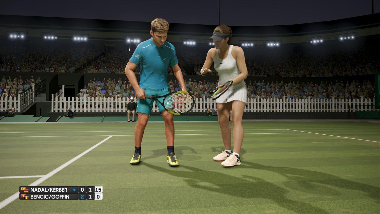 AO International Tennis (PS4) - 6