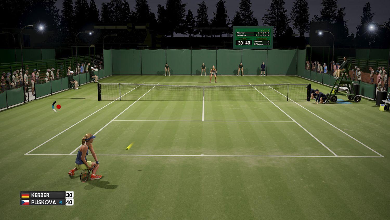 AO International Tennis (PS4) - 4