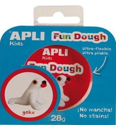 Вълшебно тесто APLI Kids за моделиране на тюленче Гоку - 1