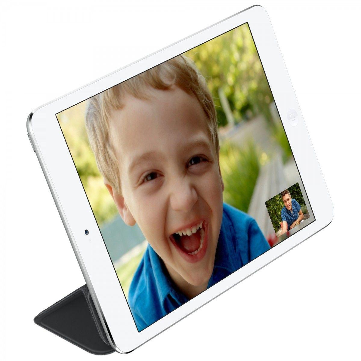 Смарт калъф за Apple iPad mini - черен - 4
