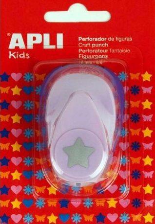 Пънч APLI 16 mm – Звезда - 1