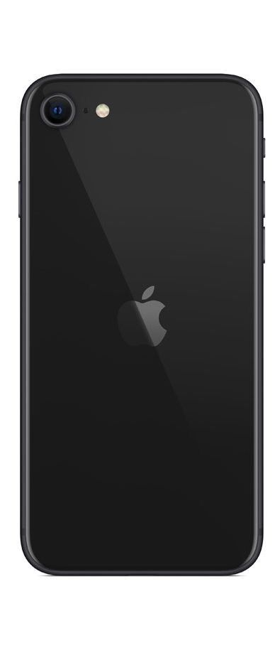 Смартфон Apple iPhone SE - 2nd gen, 128GB, черен - 3