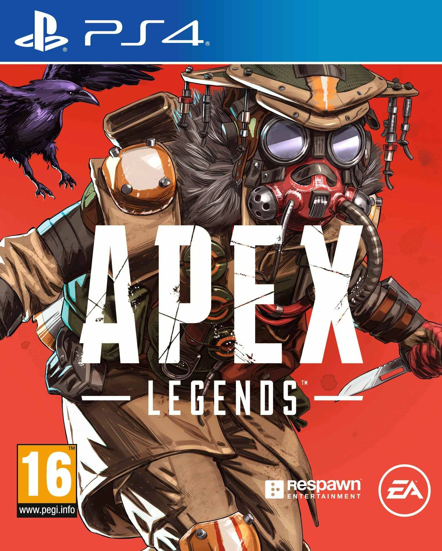 Apex Legends - Bloodhound (PS4) - 1