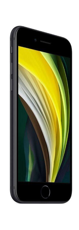 Смартфон Apple iPhone SE - 2nd gen, 128GB, черен - 4