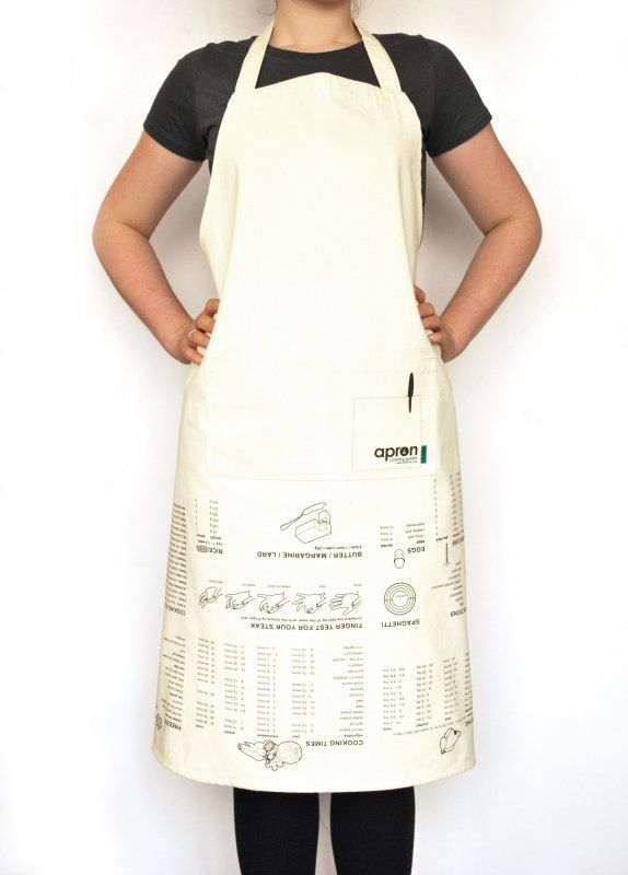 Apron Cooking Guides - 1