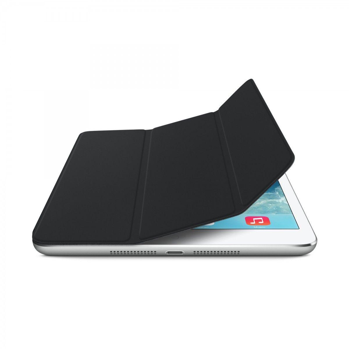 Смарт калъф за Apple iPad mini - черен - 3