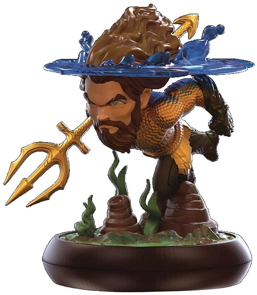 Фигура Q-Fig: DC Comics - Aquaman, 8 cm - 1