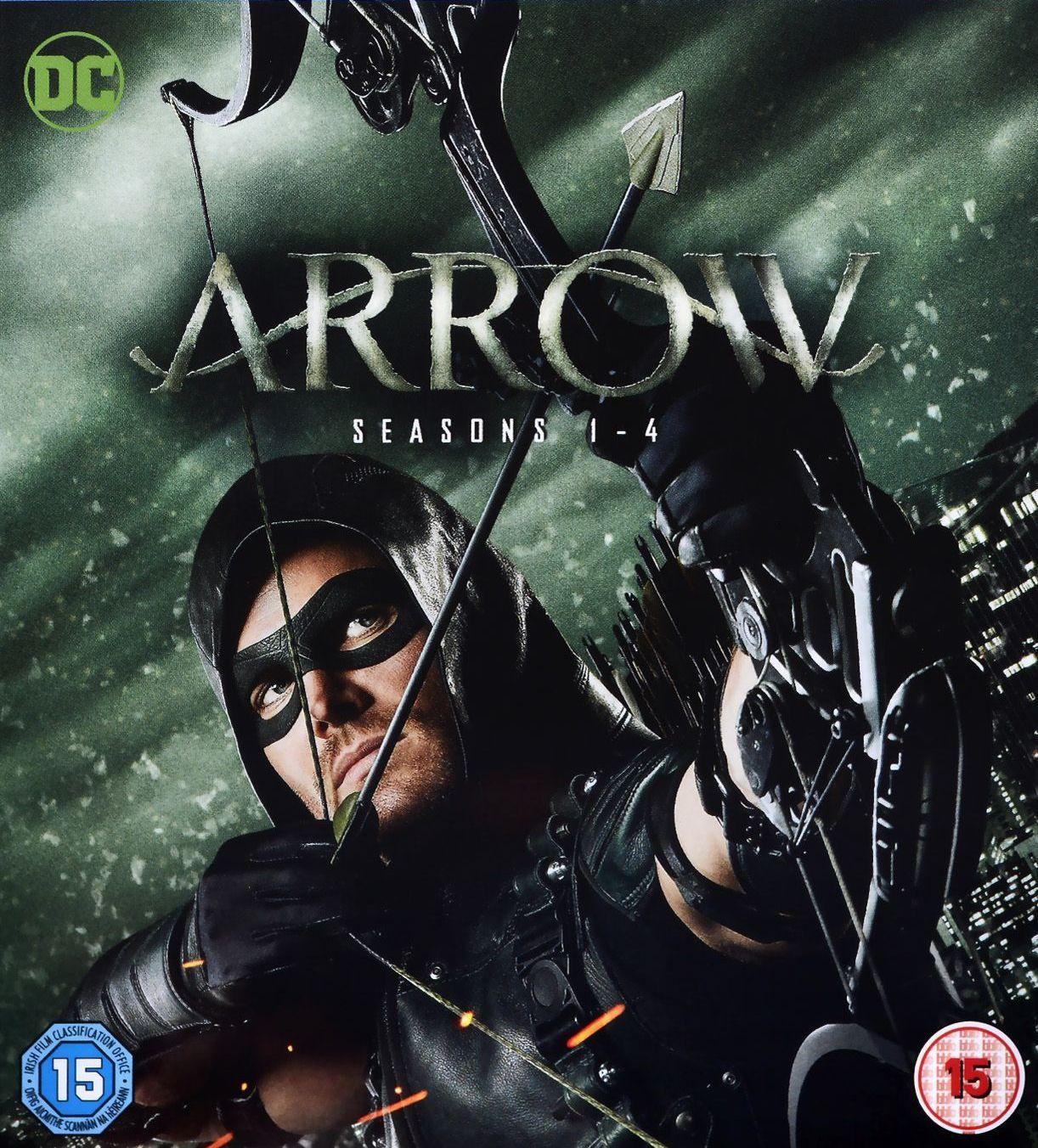 Arrow Season 1-4 (Blu-Ray) - 1