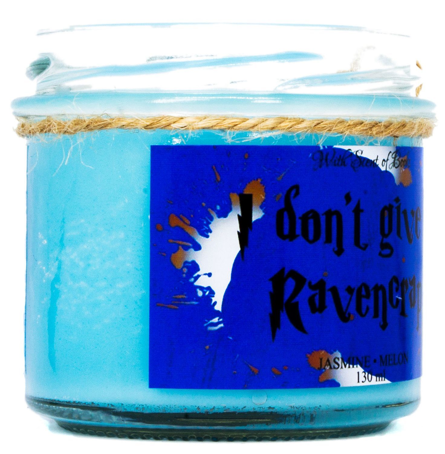 Ароматна свещ - I don't give a Ravencrap, 130 ml - 2