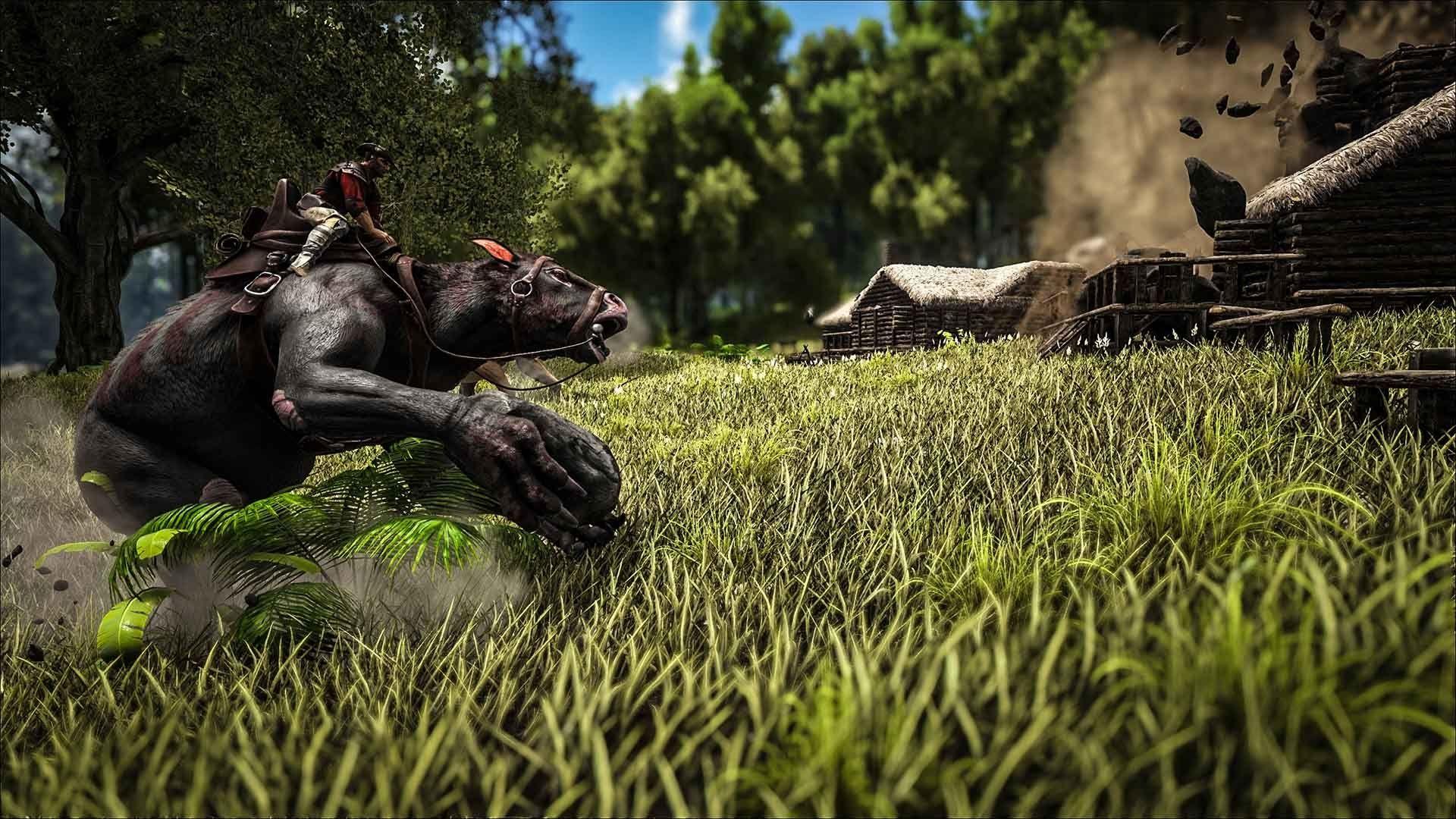 ARK: Survival Evolved (PS4) - 6