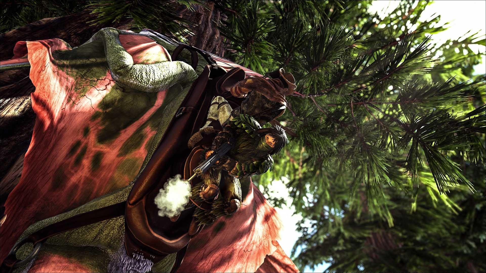 ARK: Survival Evolved (PS4) - 7