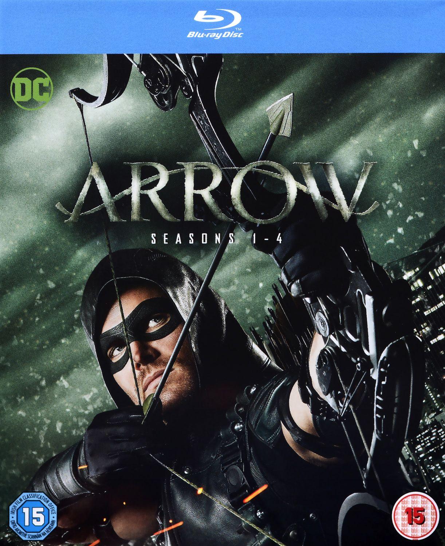 Arrow Season 1-4 (Blu-Ray) - 3