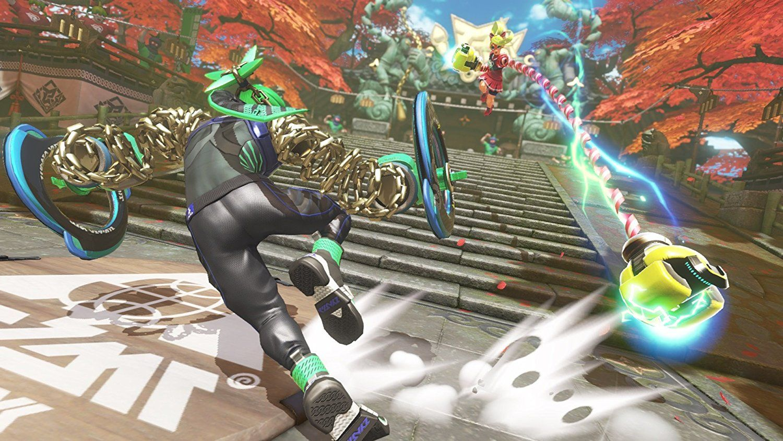 ARMS (Nintendo Switch) - 8