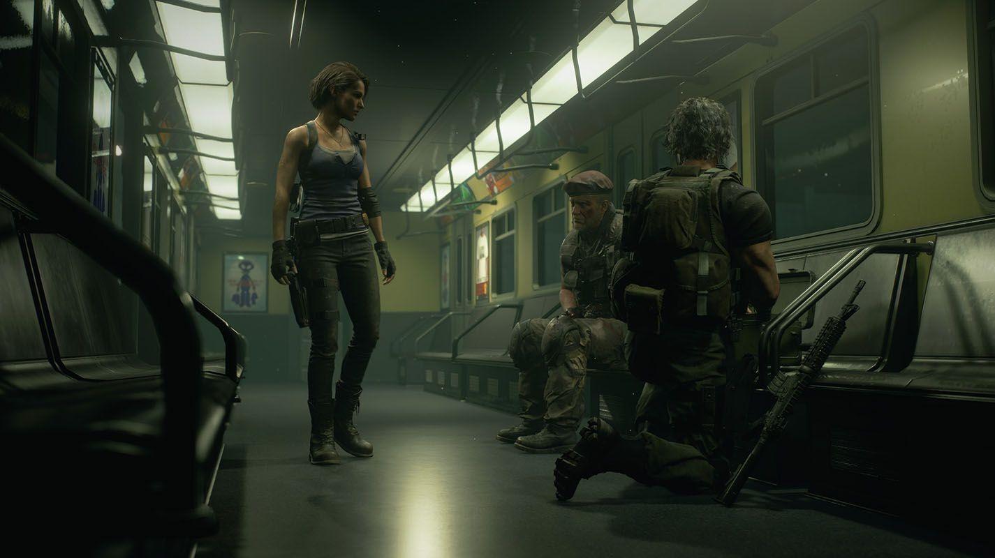 Resident Evil 3 Remake (PS4) - 7