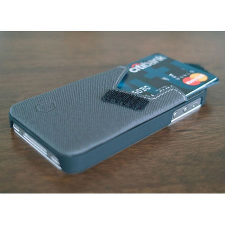 Arctic Wallet Stand за iPhone 5 - 5