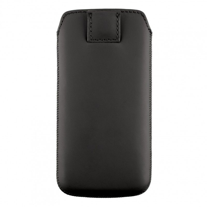 Artwizz Leather Pouch за iPhone 5 -  черен-мат - 2