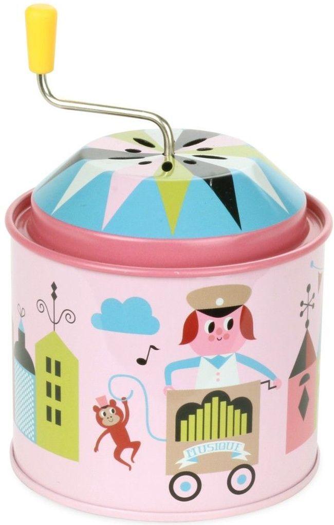 Музикална кутия Vilac, дизайн Анжела Арениус - 3