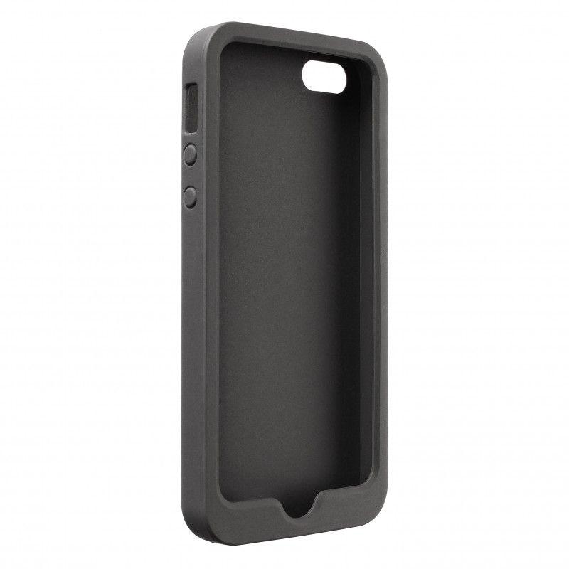 Калъф Artwizz SeeJacket Silicone за iPhone 5, Iphone 5s -  черен - 2