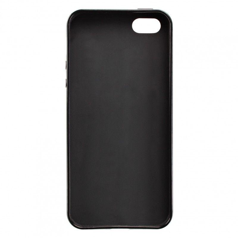 Калъф Artwizz SeeJacket TPU за iPhone 5, Iphone 5s -  черен - 1
