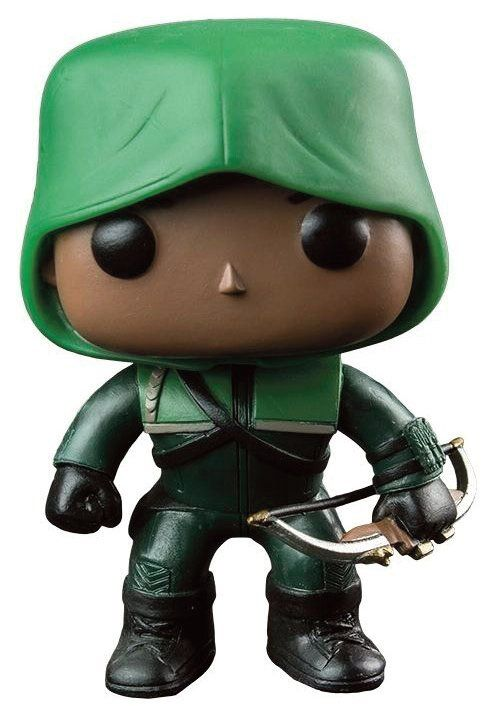 Фигура Funko Pop! Television: Arrow - John Diggle, #212 - 1