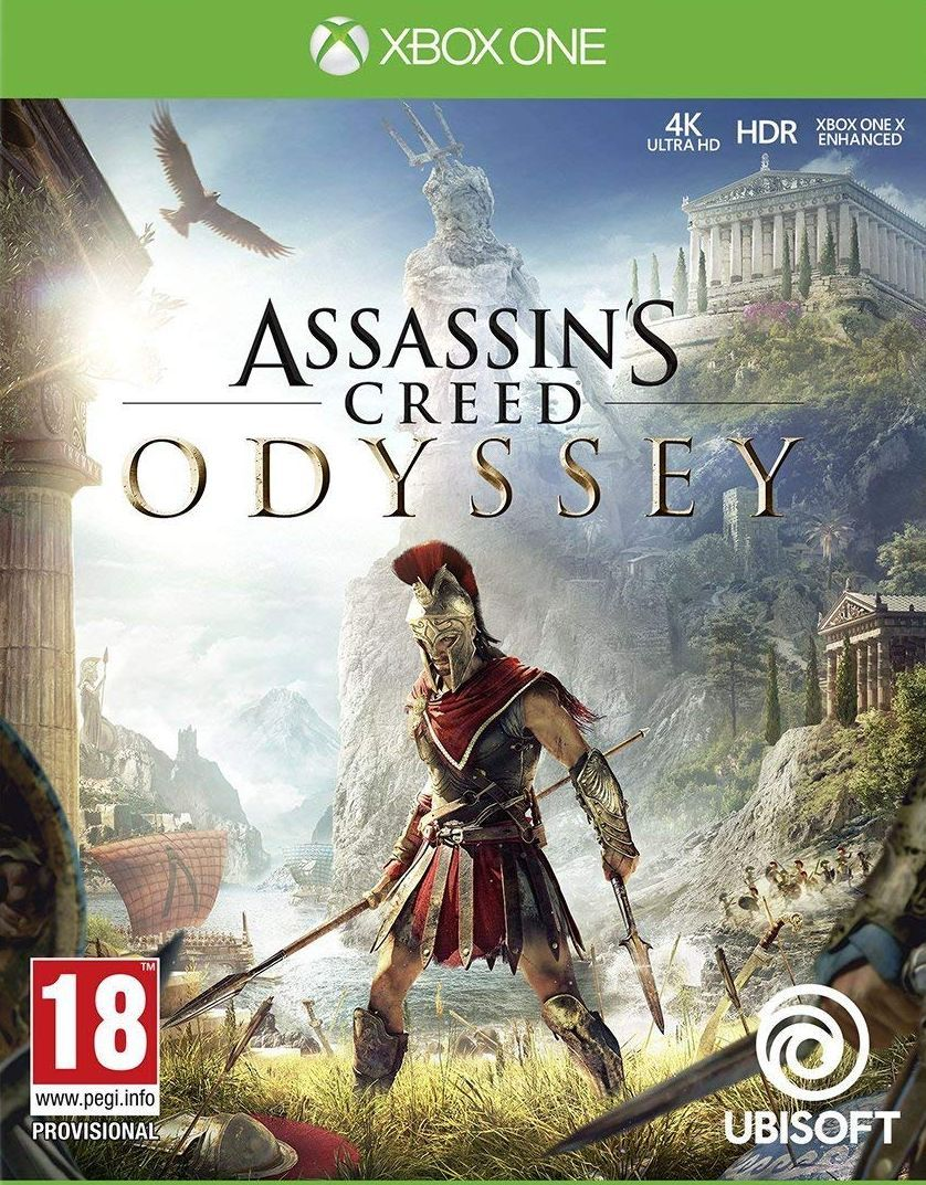 Assassin's Creed Odyssey (Xbox One) - 1