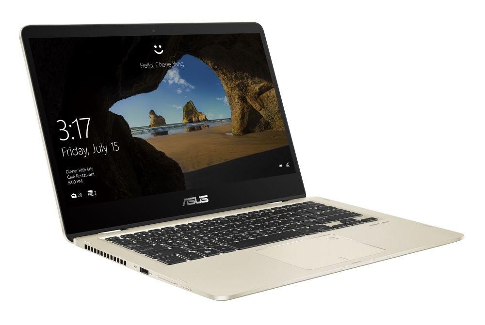 """Лаптоп Asus UX461UA-E1013T - 14"""" FullHD, Flip 360, Stylus Pen - 4"""