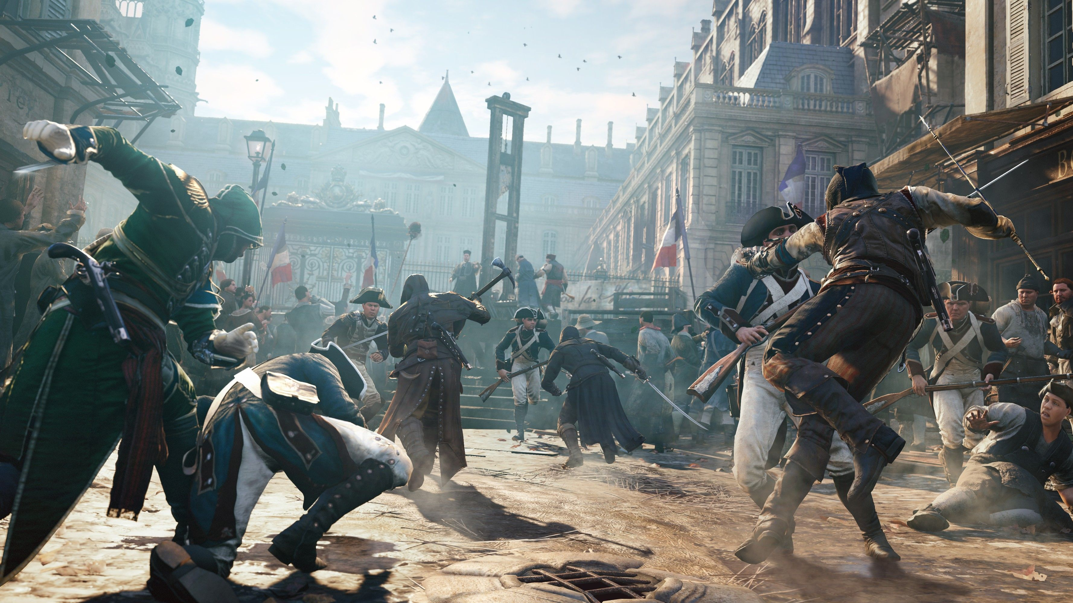 Assassin's Creed Unity (Xbox One) - 10