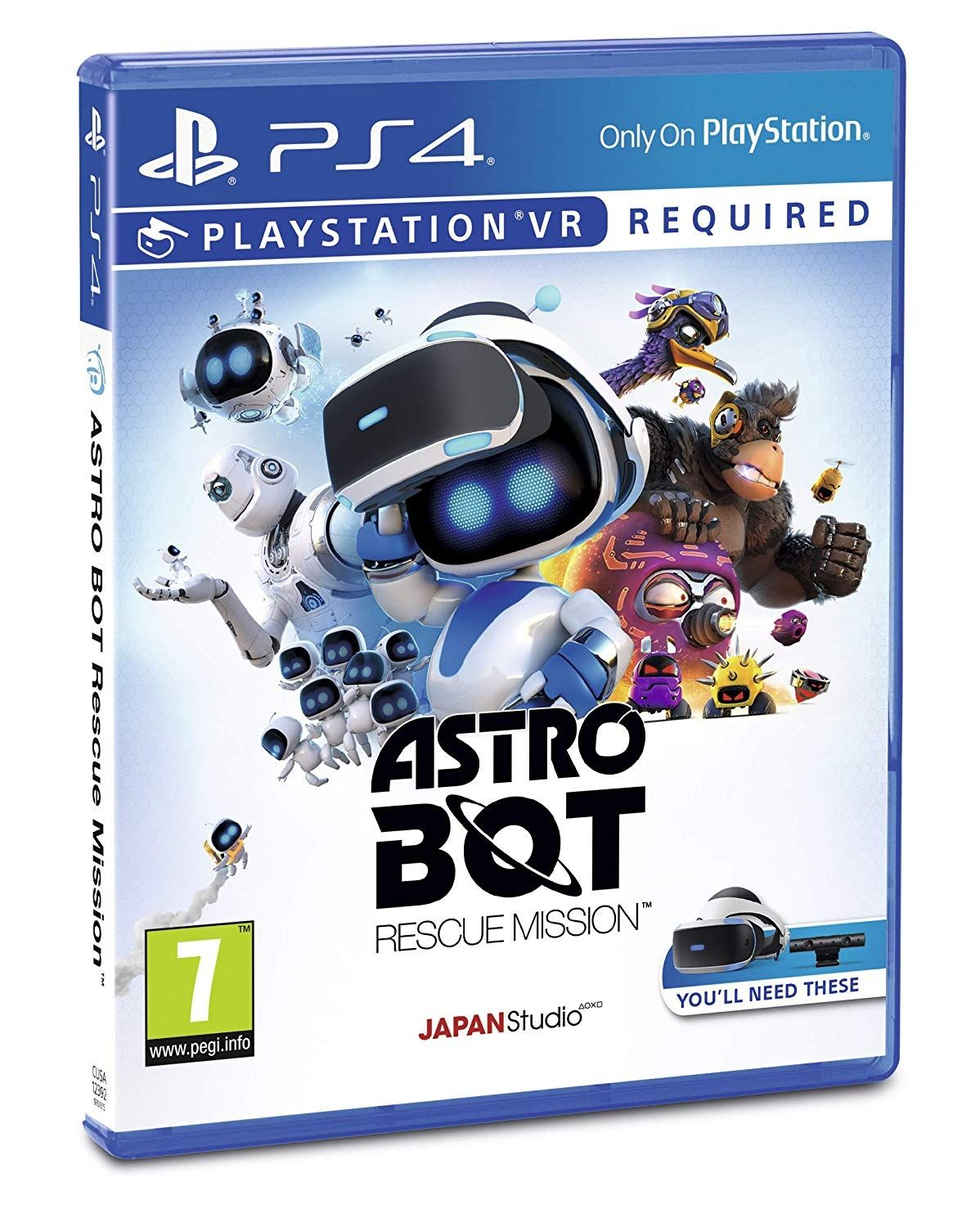 Astro Bot Rescue Mission (PS4 VR) - 3