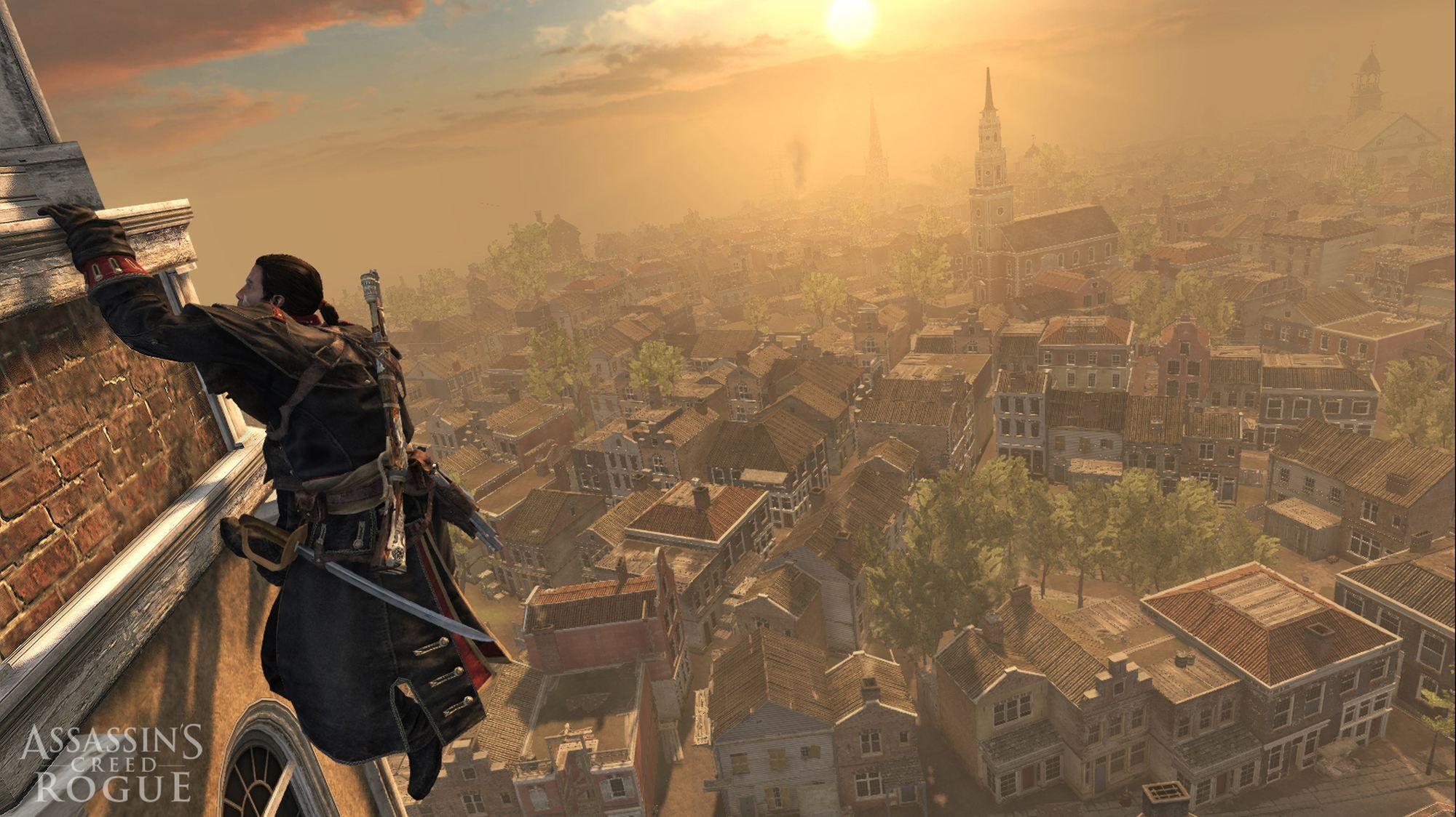 Assassin's Creed Rogue - Essentials (PS3) - 9