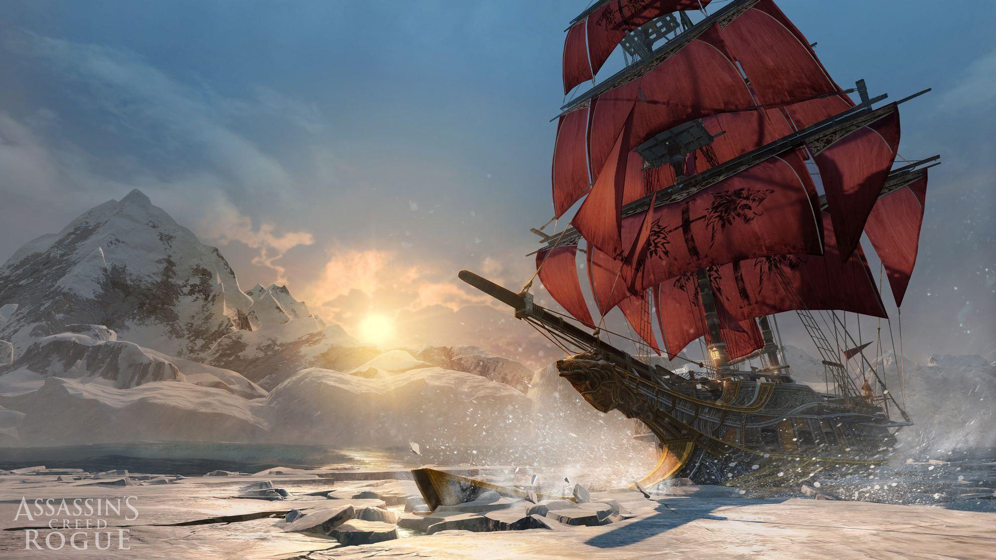Assassin's Creed Rogue - Essentials (PS3) - 7