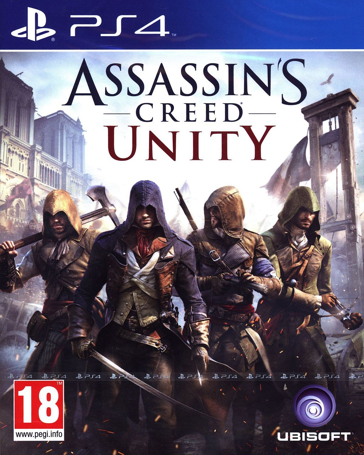 Assassin's Creed Unity (PS4) - 1