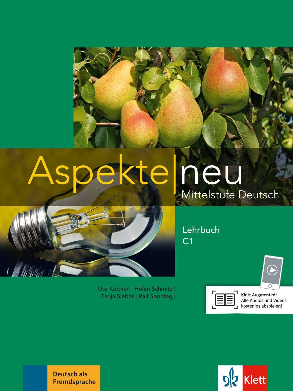 Aspekte Neu C1: Lehrbuch / Немски език - ниво С1: Учебник - 1
