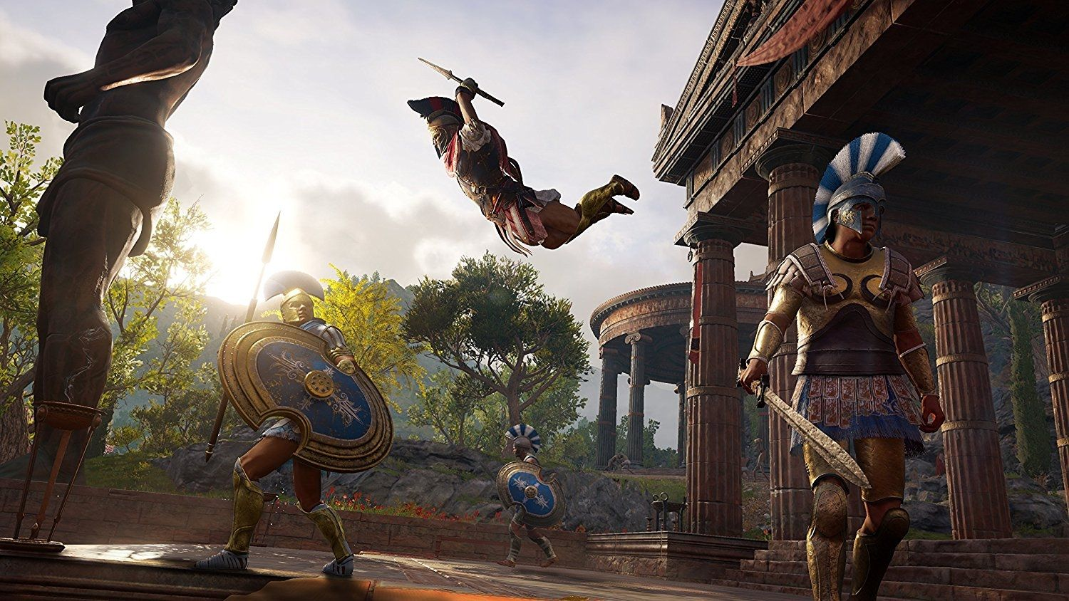 Assassin's Creed Odyssey (Xbox One) - 6