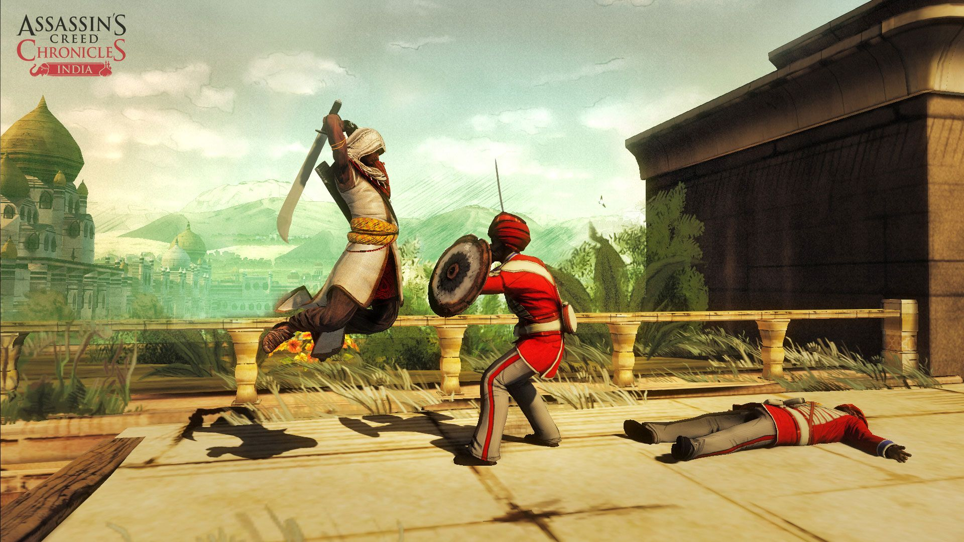 Assassin's Creed Chronicles Pack (PS4) - 5