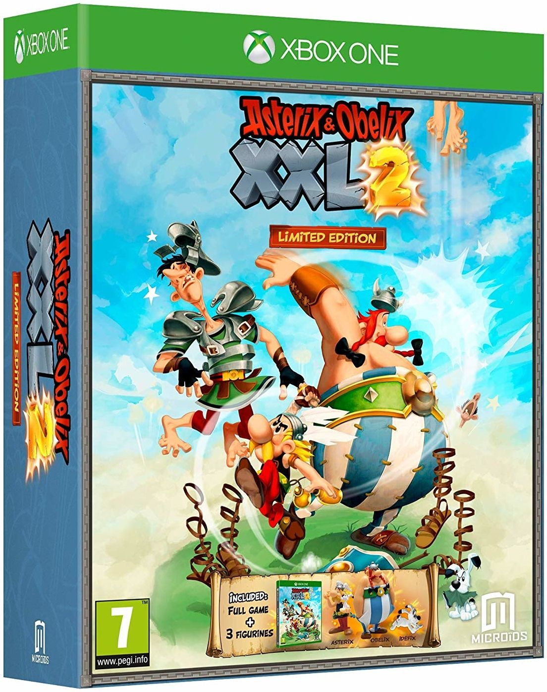 Asterix & Obelix XXL2 - Limited Edition (Xbox One) - 2
