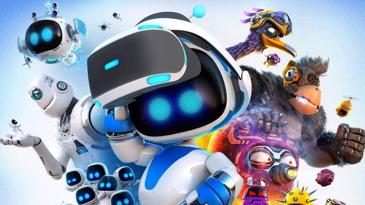 Astro Bot Rescue Mission (PS4 VR) - 5
