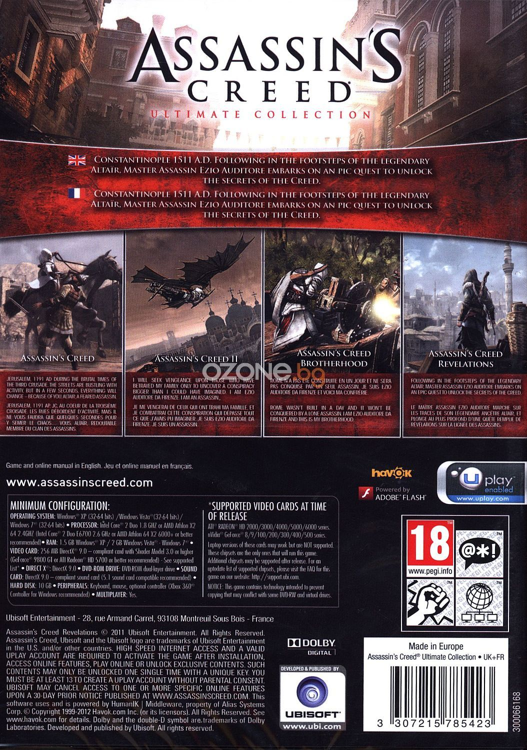 Assassin's Creed Ultimate Collection (PC) - 6