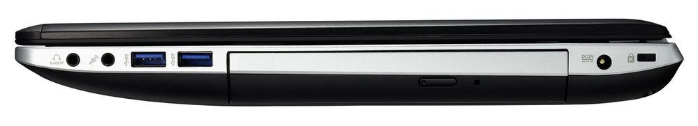 ASUS N56VZ-S3352 - 9
