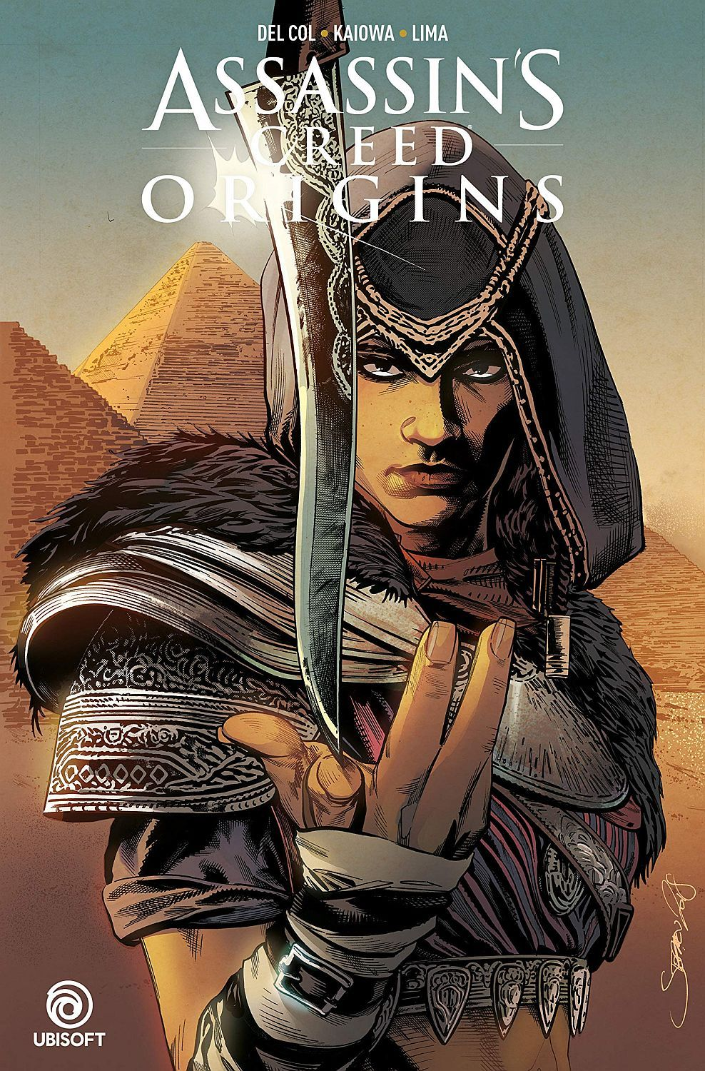 Assassin's Creed: Origins - 1