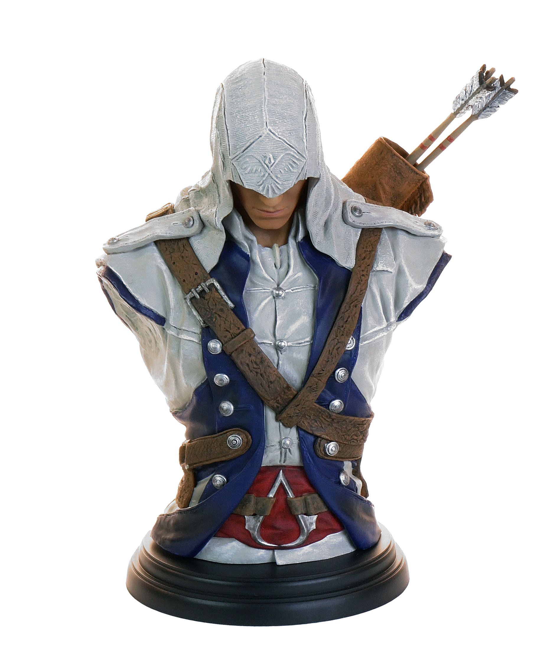 Фигура Assassin's Creed - Legacy Collection: Connor Bust - 1