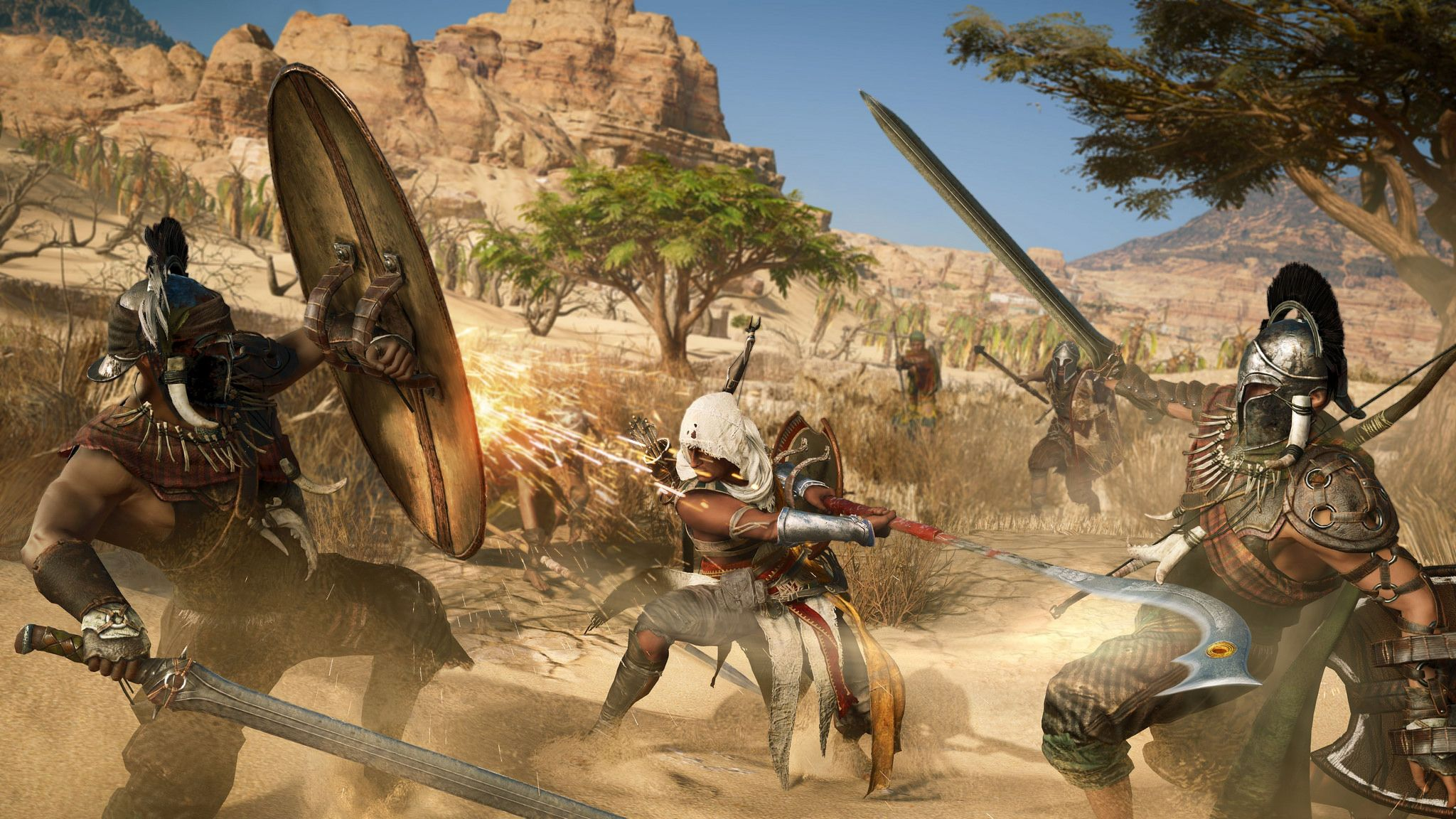 Assassin's Creed Origins (Xbox One) - 9