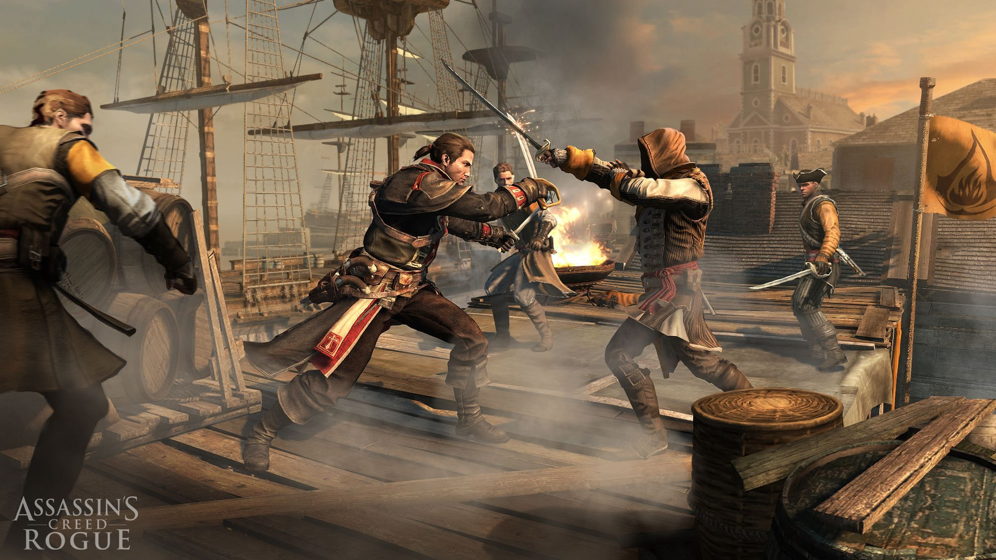 Assassin's Creed Rogue Remastered (PS4) - 5