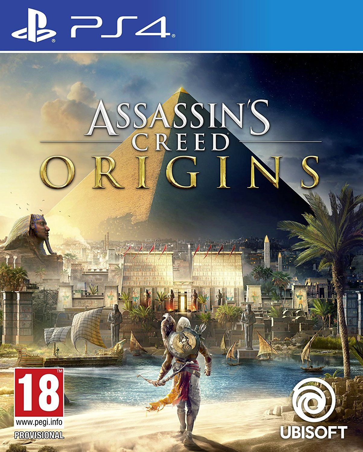 Assassin's Creed Origins (PS4) - 1
