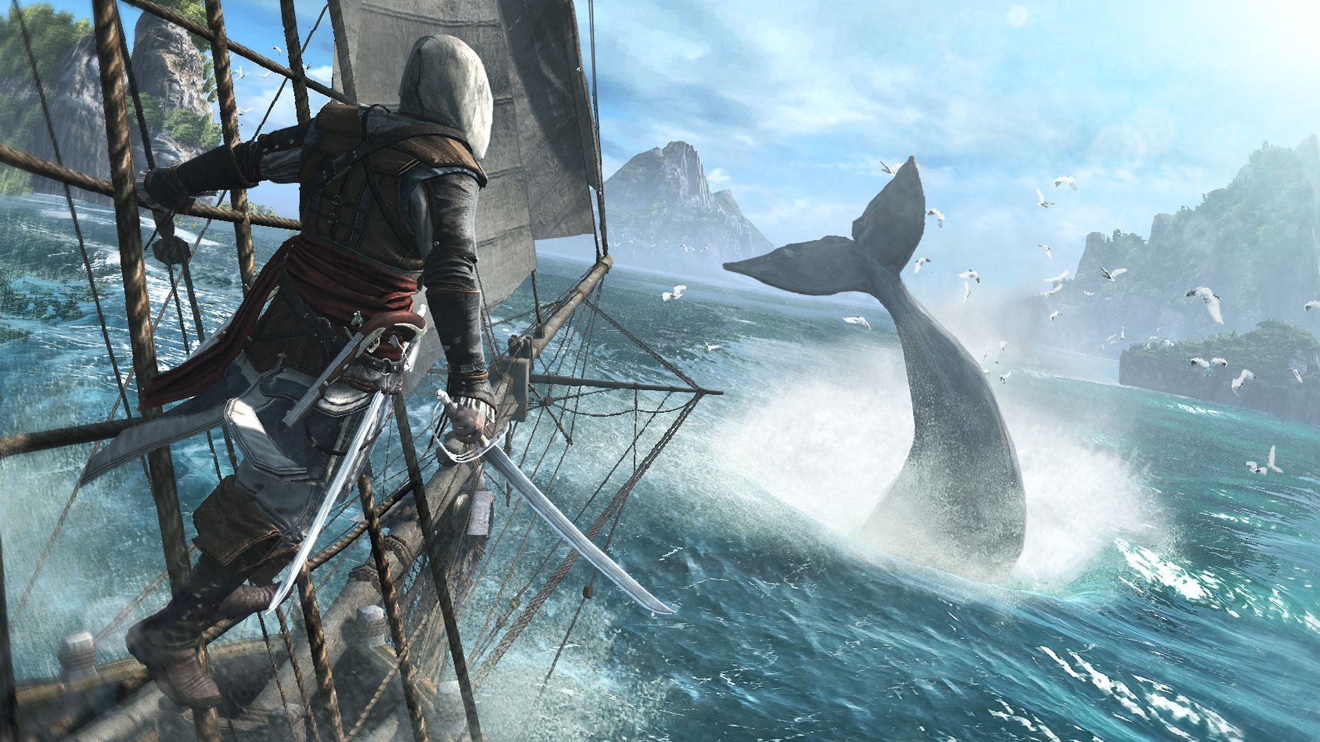 Assassin's Creed IV: Black Flag - Essentials (PS3) - 6